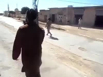 ببینید داعش وحشی با مسلمانان چه میکند !!!- عراق-سوریه