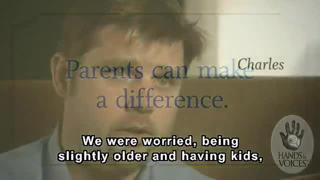 والدین کودکان کم شنوا :مهمترین عامل موفقیت آنان