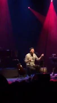 سامی یوسف -اجرای ترانه یا رسول الله در کنسرت آنسخده2015