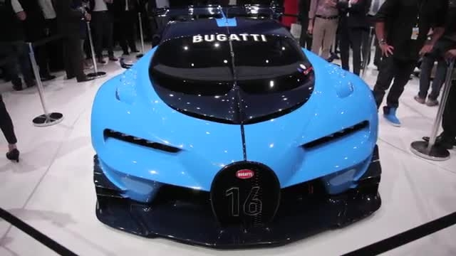 Top 5 Cars of the 2015 Frankfurt Motor Show