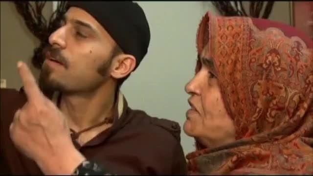 گروه رستاک در خانه بانو پروین بهمنی