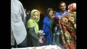غرفه بنیادنیمروز در جشنواره بین المللی فرهنگ اقوام/فیلم غرفه سیستانیهای گلستان