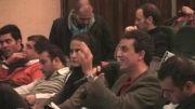 ارایه تیم جینی ای در سومین استارتاپ ویکند تهران