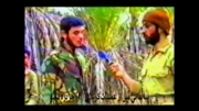 فیلم مصاحبه شهدای لاجیم قبل از شروع عملیات کربلای ۴