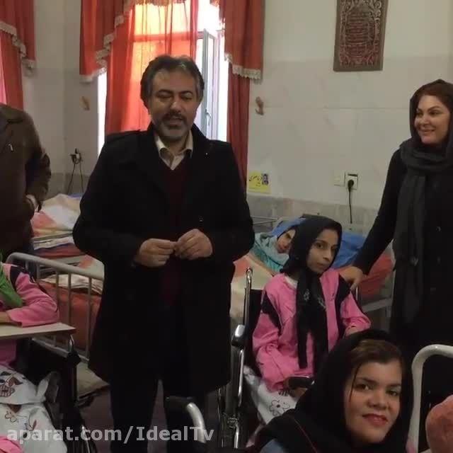 محمدرضا هدایتی، لاله اسکندری در مرکز توانمندی