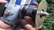 دستگاه پخ زن سوراخ و ورق هلندی LKF 450 EUROBOOR