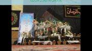 تشیع پیکر پاک شهید گمنام هشت سال دفاع مقدس