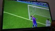 صحنه خیلی خیلی خنده دار در FIFA 14 حتما ببینید
