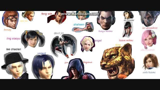 کدوم از این افراد رو دوست دارین؟