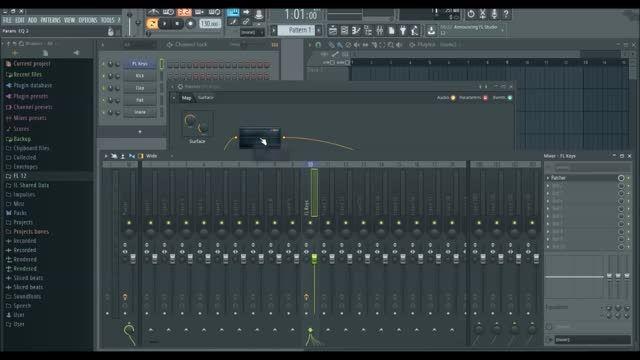 آموزش ساخت پیانوی ترنس در اف ال استودیو 12