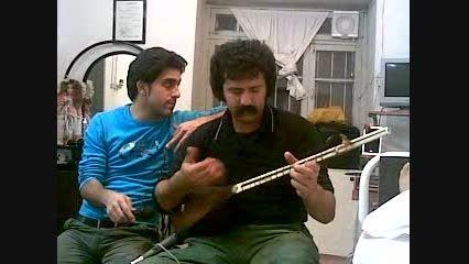 سید محمد حسینی. دوتار کتولی
