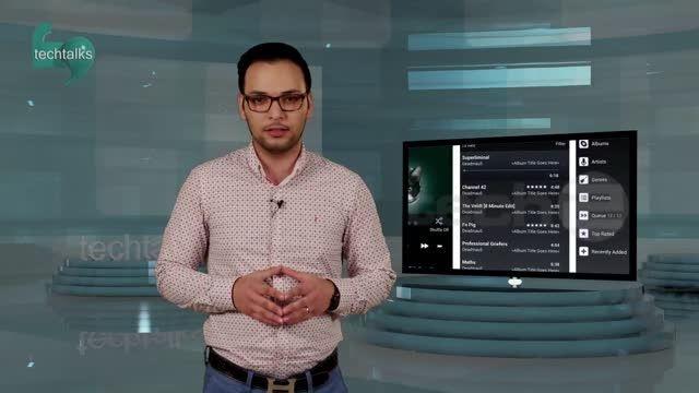 معرفی پنج اپلیکیشن پخش موسیقی و ویدئو در اندروید