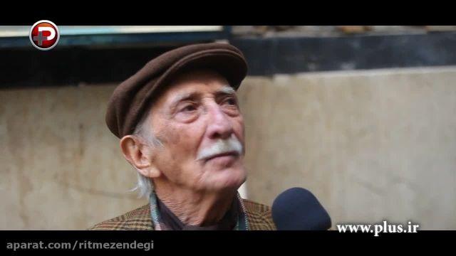 داریوش اسدزاده: متاسفم که همه تاریخ اینجا را نابود کردن