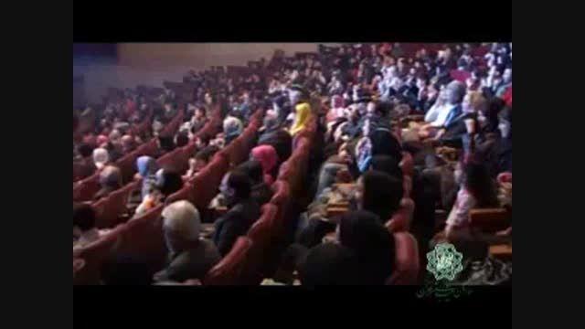 شوخی های خنده دار و تقلید صدای بی نظیر حسن ریوندی