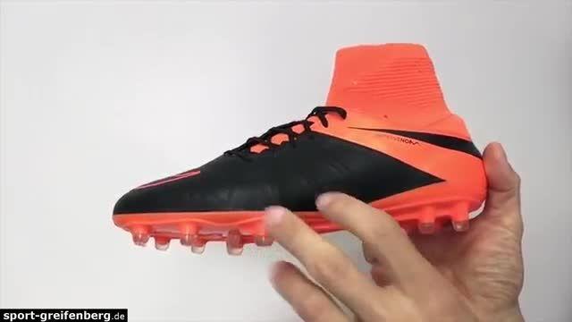 کفش فوتبال نایک هایپرونوم فاتال 2 چرمی Nike Hypervenom
