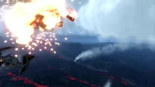 Star Wars Battle Front Darth Vader
