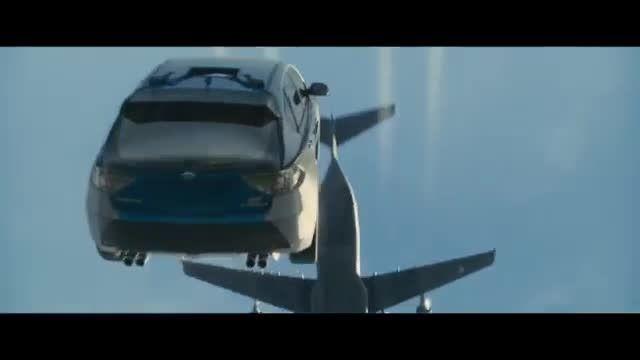 پشت صحنه فیلم Fast and Furious 7
