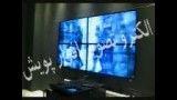 ویدئو وال 130 اینچی با کیفیت تصویر 4K resolution