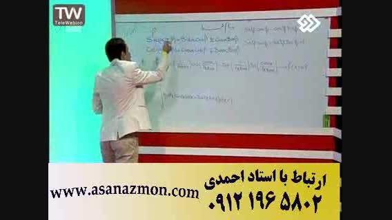 تدریس فوق حرفه ای درس ریاضی مهندس مسعودی - پنجم