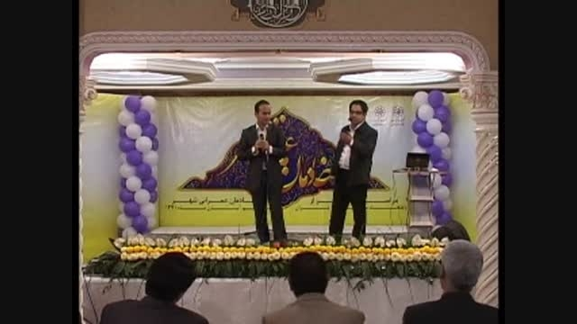 کمدی ، طنز و اجرای متفاوت و زیبای حسن ریوندی