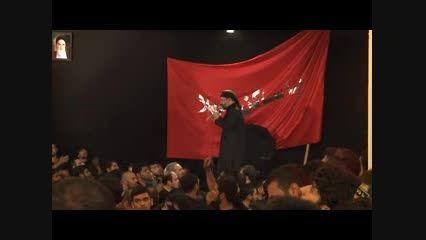 زمینه 1 (حسین تو راهه)-حاج محمود کریمی-شب دوم محرم 94
