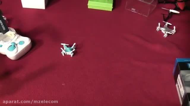 مینی کوادکوپتر Mini Drone CX-STARS 2.4G - DHD D1