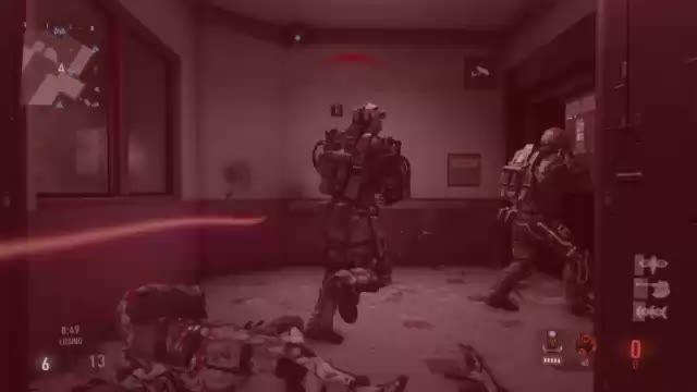 گیم پلی انلاین بازی call of duty advanced warfare7