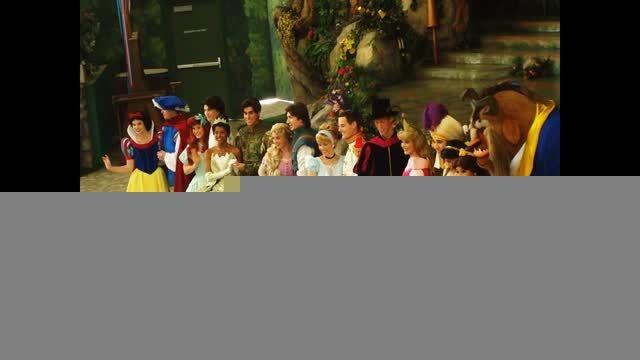 یک عکس از پرنسس های دیزنی واقعی