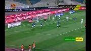 گل بازی استقلال تهران 1 - 0 استقلال خوزستان