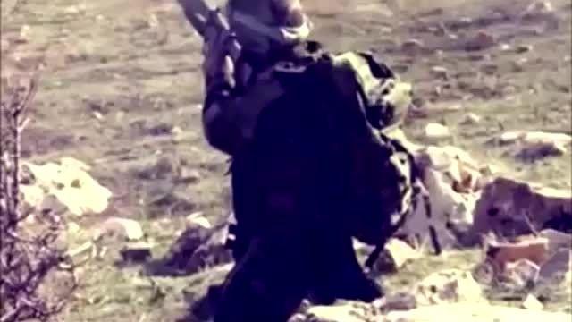 به پیش رزمندگان حزب الله ... به پیش مردان خدا ...
