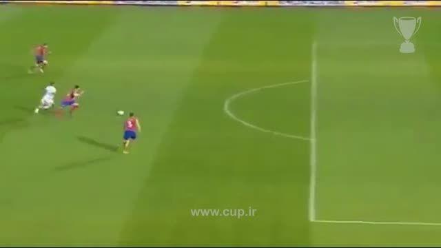 گل نانی؛ صربستان ( 0 ) - پرتغال ( 1 )