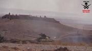 نبرد سربازان كرد در شمال عراق