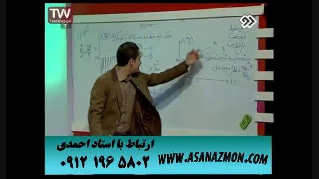 تدریس و آموزش درس فیزیک برای کنکور، بهترین در ایران ۲۰