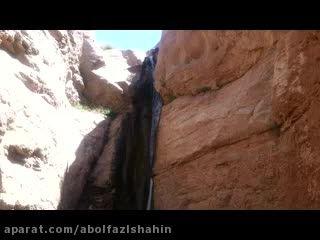 مرند-آبشار زیبای دره اولن روستای میاب