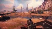 Destiny E3 Gameplay video
