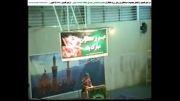 رزم اعضای باشگاه سادات اخوی درسالن سلمان فارس-بخش1-1386