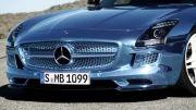 Mercedes Benz -The SLS AMG Coup