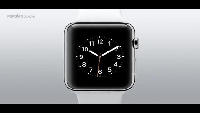 معرفی اپل واچ - Trailer Apple Watch