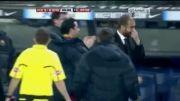گل جفرن به رئال مادرید _ بارسلونا 5 - 0 رئال مادرید