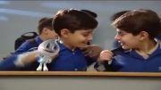 شرکت پگاه گپایگان - تیزر شیر پگاه در مدرسه