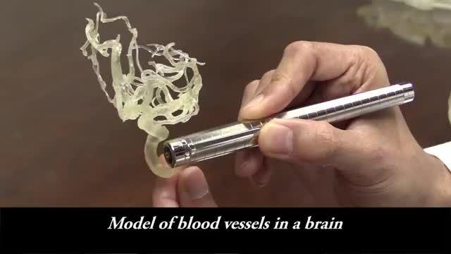 پیشرفت در پزشکی با استفاده از پرینتر سه بعدی