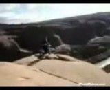 موتور سواری در کوهستان