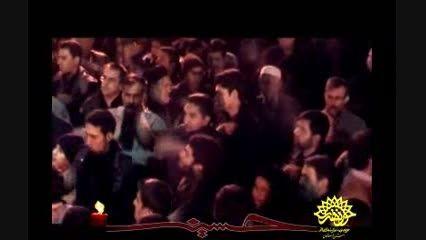 عزاداری هیئت حسینی  شهدای خرم آباد-حاج جعفرسیفی
