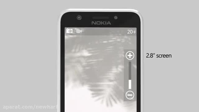 """گوشی نوکیا 230 """"Nokia 230"""" از شرکت مایکروسافت"""