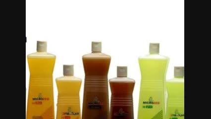 محلول های ضد عفونی و پاک کننده Disinfectant and Cleaner
