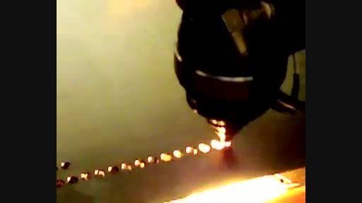دستگاه برش لیزر CNC