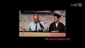 سخنان سردار قاسمی علیه هاشمی رفسنجانی