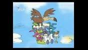 کارتون حیات وحش (چراعقابها هستند) جالب ، ببینین