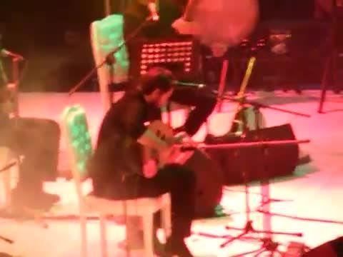 سامی یوسف- سنتی نوازی در کنسرت غازی آنتپ-ترکیه2015