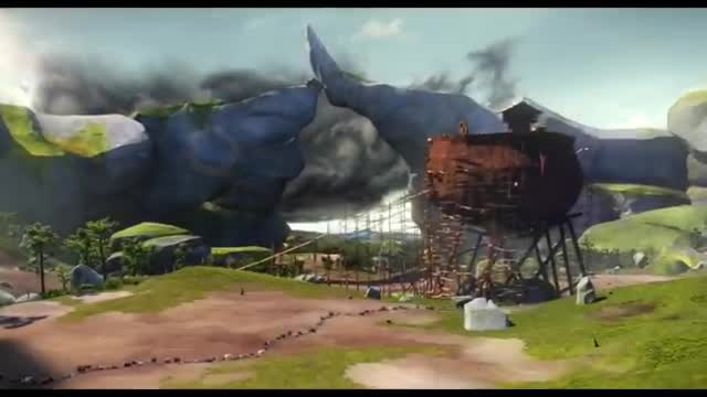 تریلر رسمی انیمیشن two by two